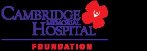 Cambridge Memorial Hospital Foundation Logo