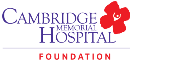 Cambridge Memorial Hospital Foundation Logo
